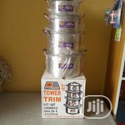 Tower Trim Pots ( 16cm, 18cm, 20 Cm & 22cm) | Kitchen & Dining for sale in Lagos State, Mushin