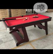6ft Snooker Board(Foldable   Sports Equipment for sale in Lagos State, Lekki Phase 1