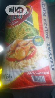 Royal Najia Rice | Meals & Drinks for sale in Rivers State, Port-Harcourt