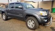 Toyota Tacoma 2010 Double Cab V6 Automatic Gray | Cars for sale in Lagos State, Ikeja