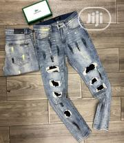Lacoste Designer Unisex Jeans | Clothing for sale in Lagos State, Surulere