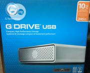 G-technology G-DRIVE USB 3.0 10TB External Hard Drive   Computer Hardware for sale in Lagos State, Ikeja