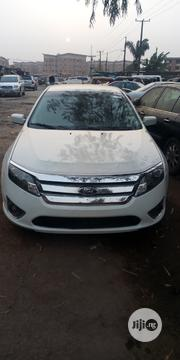 Ford Fusion 2010 SE White | Cars for sale in Lagos State, Ikeja