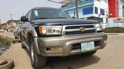 Toyota 4-Runner 2002 Black | Cars for sale in Lagos State, Ojodu