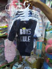 Baby 5 In 1 Body Suit | Children's Clothing for sale in Lagos State, Alimosho