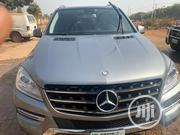 Mercedes-Benz M Class 2012 Silver | Cars for sale in Abuja (FCT) State, Gaduwa