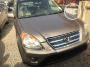 Honda CR-V 2005 Gold | Cars for sale in Abuja (FCT) State, Central Business District