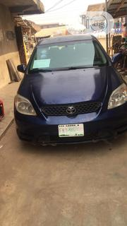 Toyota Matrix 2003 Blue | Cars for sale in Osun State, Iwo