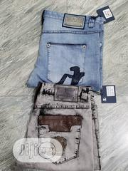High Quality Stone Wash Jean For Kids | Children's Clothing for sale in Lagos State, Lagos Mainland