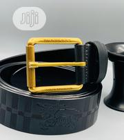 Designer Burberry Belt | Clothing Accessories for sale in Lagos State, Lagos Island