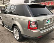 Land Rover Range Rover Sport 2011 HSE 4x4 (5.0L 8cyl 6A) Green | Cars for sale in Lagos State, Lekki Phase 1