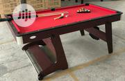 Brand New 6ftx3ft Snooker Pool Table With Complete Acessories | Sports Equipment for sale in Lagos State, Yaba