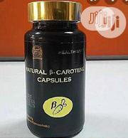 Norland Natural B Carotene Capsules for Anti Aging and Fertility | Vitamins & Supplements for sale in Lagos State, Ojodu