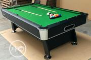 Brand New 8ft Snooker Pool Table With Complete Acessories | Sports Equipment for sale in Lagos State, Ibeju