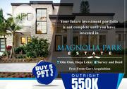 Magnolia Park Estate, Ibeju Lekki, Free Frm Govt Acquisition,550K Plot | Land & Plots For Sale for sale in Lagos State, Lagos Island