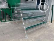 Imported Galvanized Bird Cage | Farm Machinery & Equipment for sale in Lagos State, Ikeja