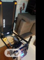 German Treadmill With Massagerearobic Treadmill And Mp3 | Sports Equipment for sale in Lagos State, Ikotun/Igando