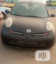 Nissan Micra 2006 Black | Cars for sale in Oyo State, Ibadan