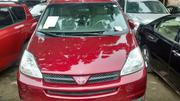 Toyota Sienna 2005 XLE Red | Cars for sale in Lagos State, Surulere
