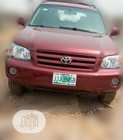 Toyota Highlander 2007 Limited V6 Red | Cars for sale in Oyo State, Ibadan