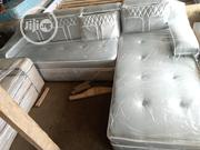 L-Shape Sofa With Single Seater | Furniture for sale in Lagos State, Ajah