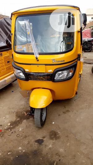 New Tricycle 2019 Yellow