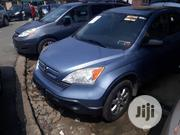 Honda CR-V 2007 EX-L 4WD Automatic Blue | Cars for sale in Lagos State, Surulere