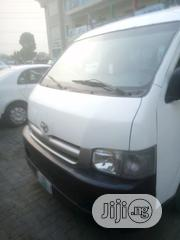 Toyota Hiace 2007 White | Buses & Microbuses for sale in Rivers State, Obio-Akpor