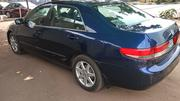 Honda Accord 2003 2.4 Automatic Blue | Cars for sale in Lagos State, Ikeja
