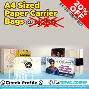 20% Discount On A4 Paper Carrier Bags | Home Accessories for sale in Lagos State, Lekki Phase 1
