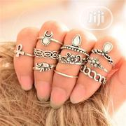 10 Pieces Knuckle Ring | Jewelry for sale in Lagos State, Surulere