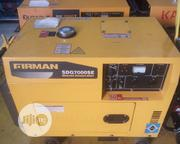 Firman SDG7000ES | Electrical Equipment for sale in Rivers State, Port-Harcourt