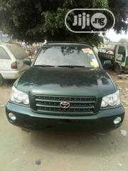 Toyota Highlander 2002 Green | Cars for sale in Lagos State, Alimosho