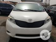 Toyota Sienna Limited 7-Passenger AWD 2013 White   Cars for sale in Lagos State, Ikeja