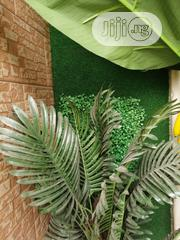 Fake Grass With Flower Decoration   Landscaping & Gardening Services for sale in Lagos State, Ikeja