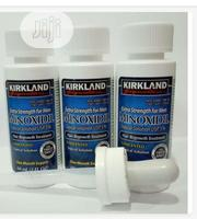 Kirkland Signature Minoxidil-5% Hair Regrowth For Men(3 Months Supply | Hair Beauty for sale in Abuja (FCT) State, Central Business District
