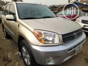 Toyota RAV4 2005 2.0 Automatic Gold | Cars for sale in Edo State, Egor