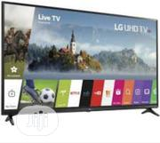 LG LED Smart TV 55"
