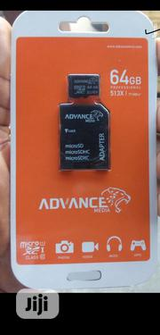 Memory Card Class 10 64gb | Accessories for Mobile Phones & Tablets for sale in Lagos State, Ikeja