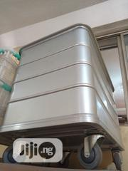 Italian Aluminium Lenin Trolley C201S Made: Italy | Store Equipment for sale in Lagos State, Ikeja