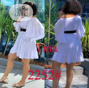 Lovely Mini Gown With Belt | Clothing Accessories for sale in Lagos State, Gbagada