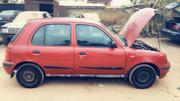 Nissan Micra 2001 Red   Cars for sale in Oyo State, Ibadan