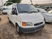 Ford Transit 2001 White Short Frame (Petrol Engine)   Buses & Microbuses for sale in Lagos State, Apapa