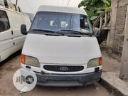Ford Transit 2001 White (Long Frame Diesel Engine )   Buses & Microbuses for sale in Lagos State, Apapa