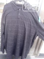 Men's Long-sleeved Polo And Shirt | Clothing for sale in Rivers State, Port-Harcourt