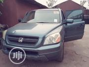 Honda Pilot 2005 EX 4x4 (3.5L 6cyl 5A) Blue   Cars for sale in Lagos State, Ifako-Ijaiye