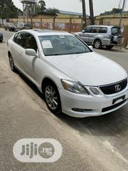 Lexus GS 350 2007 White   Cars for sale in Lagos State, Surulere