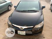 Honda Civic 2006 1.8i-VTEC VXi Automatic Black   Cars for sale in Abuja (FCT) State, Central Business District