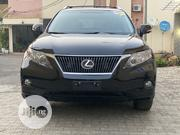 Lexus RX 2011 350 Black | Cars for sale in Abuja (FCT) State, Central Business District