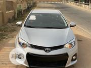 Toyota Corolla 2015 Silver | Cars for sale in Abuja (FCT) State, Central Business District